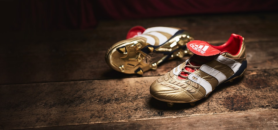 the iconic one. The limited edition adidas Predator Accelerator ZZ 26ec8466f52d7