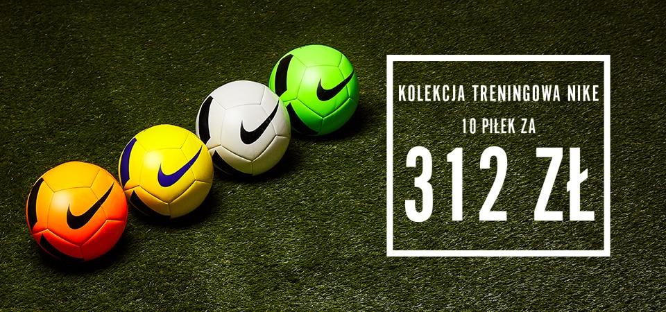 Nike team balls