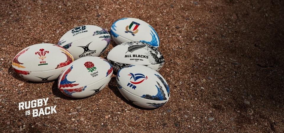 Gilbert Beach Balls