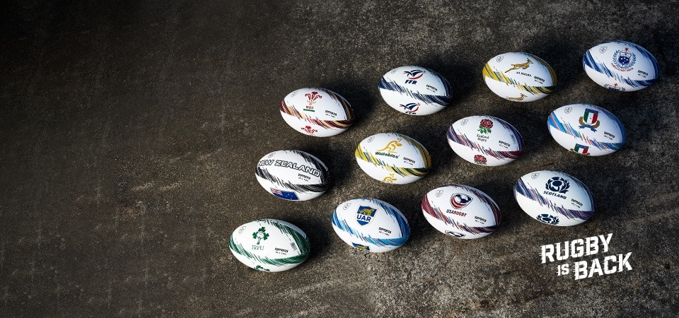 Supporters balls