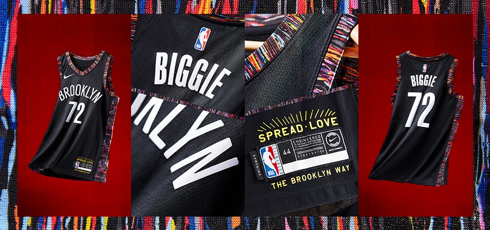 Biggie NBA Jersey