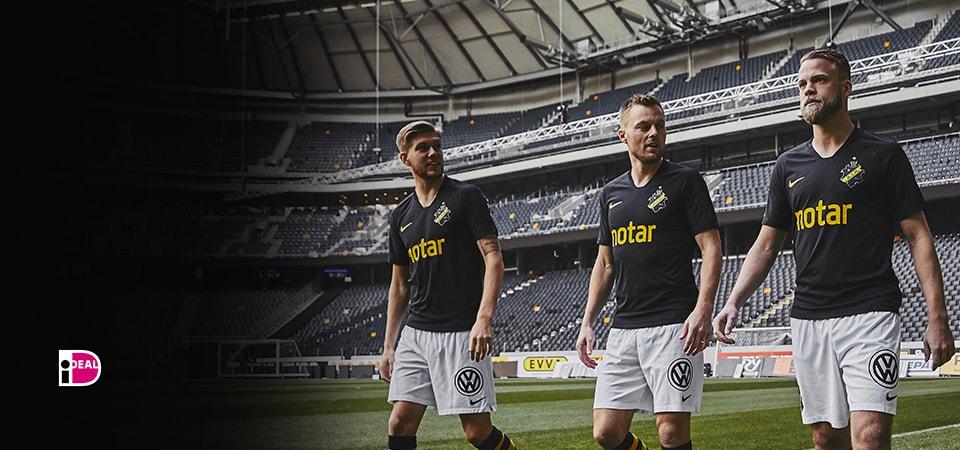 AIK 19/20 Home Shirt   PDS NL   03.04.19