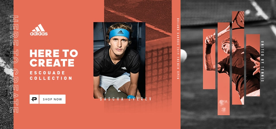 adidas French Open Mens