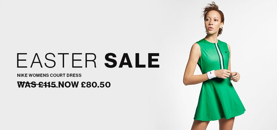 Easter Sale | PDT | 196271 Nike Womens Court Dress