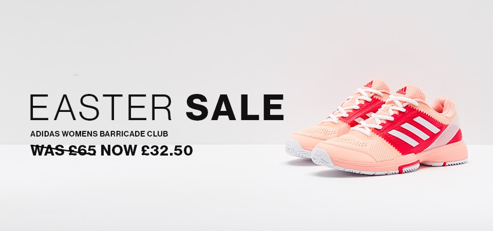 Easter Sale | PDT | 300052 adidas Womens Barricade Club