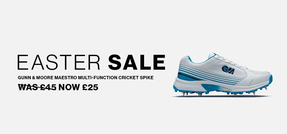 Easter Sale | PDC | 148087 Gunn & Moore Maestro Multi-Function Cricket Spike