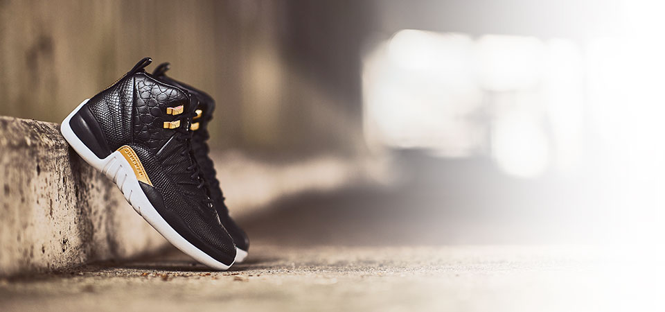 f63a863aee80da INSPIRED BY THE GREATEST. Air Jordan 12 Retro
