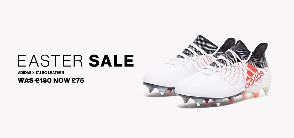 Easter Sale | PDS EN | 201155 adidas X 17.1 SG Leather