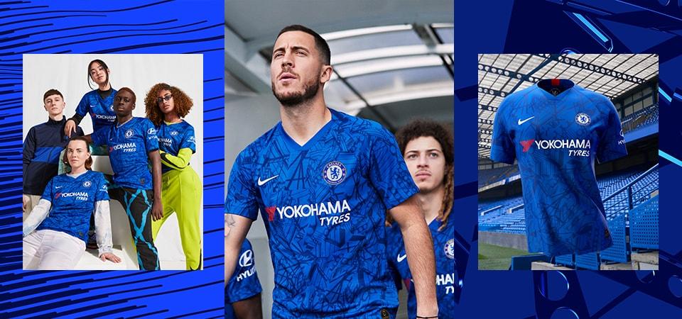 Nike Chelsea Home 19