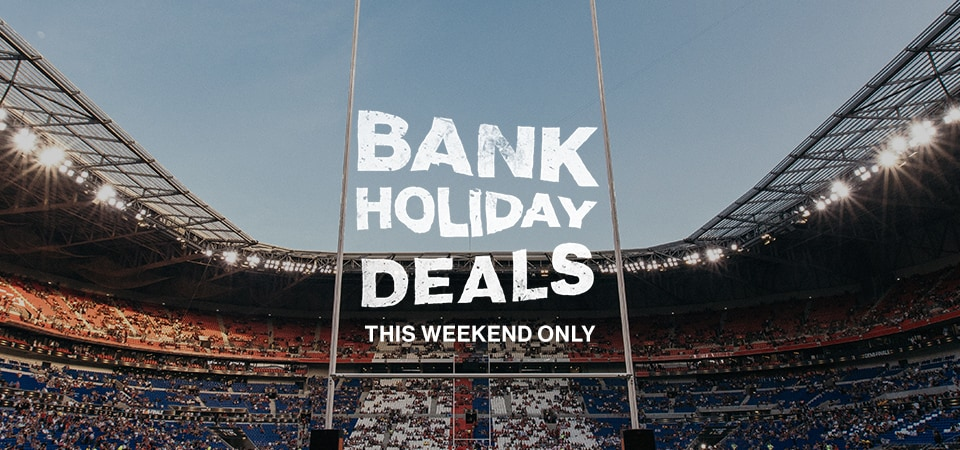 Bank Holiday Deals | PDR | 24.05.19