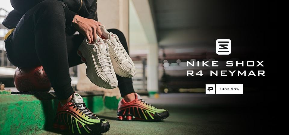 Nike Mens SHOX Secutor Trainers Silver sz 11 Soccer Sneaker
