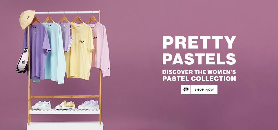 Womens pastel campaign