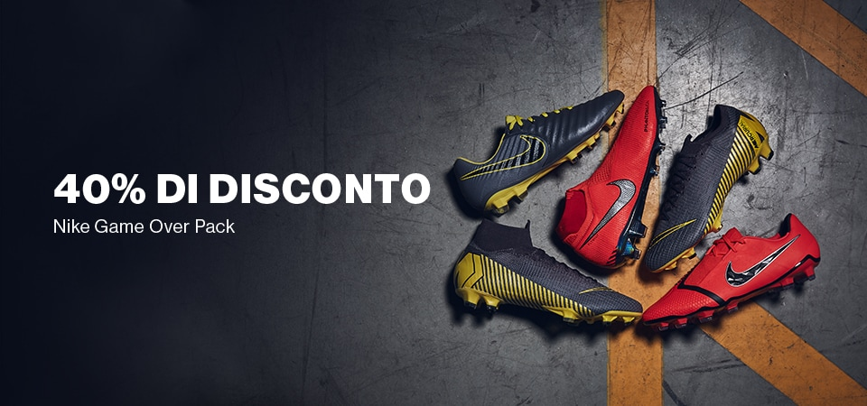 40% off Nike Game Over