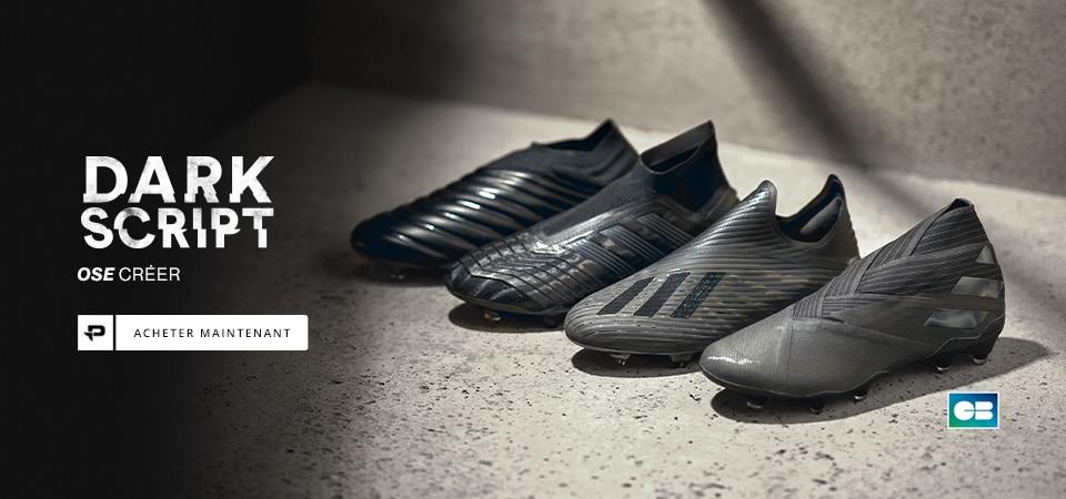 adidas noir sport direct