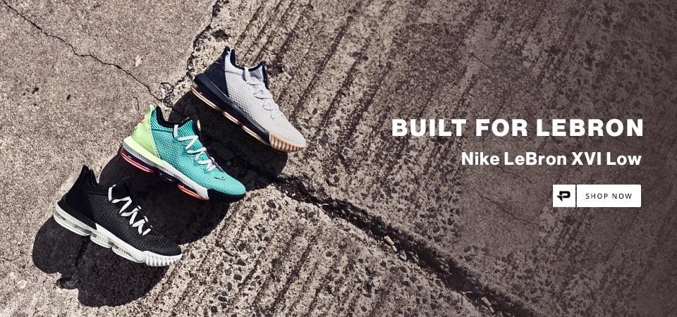 Nike LeBron XVI Low Group