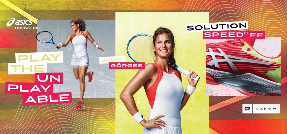 Asics US Open Julia Georges | PDT | 19.07