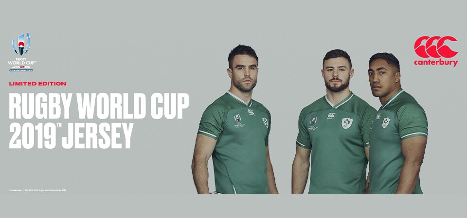 Ireland RWC Kit | PDR | 11.07