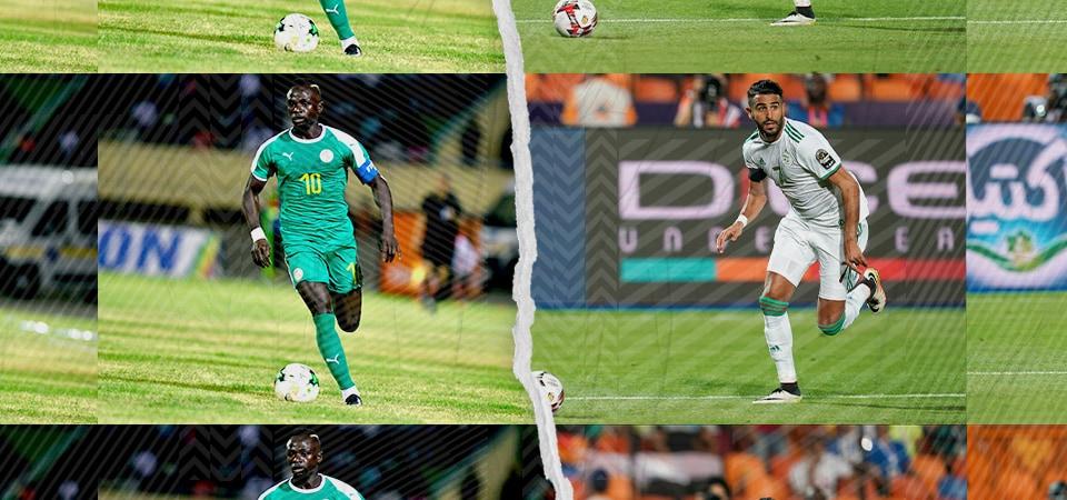 ACON Senegal vs. Algeria | DE | 16.07