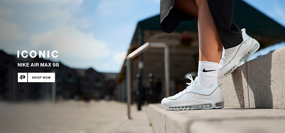 Nike AM 98 Triple White