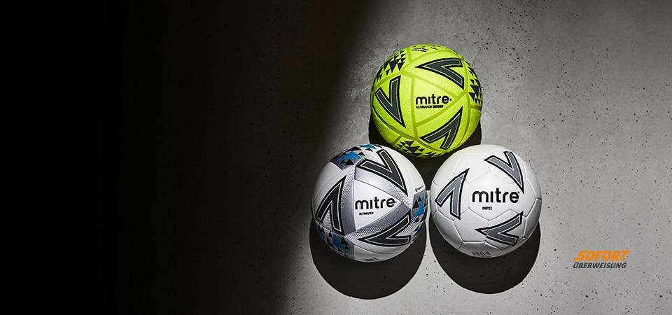 Mitre Footballs - Summer Feel | DE | 30.07