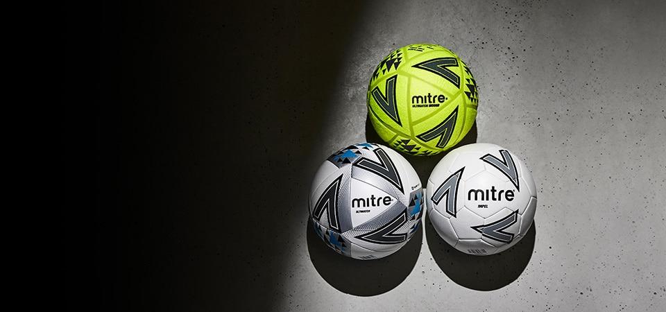 Mitre Footballs - Summer Feel | ES | 30.07