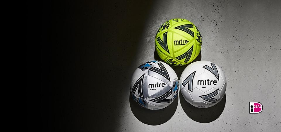 Mitre Footballs - Summer Feel | NL | 30.07