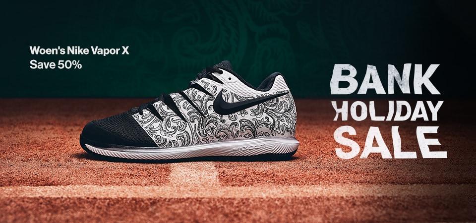 BHS Sun Silo | Women's Nike Vapor X | PDT | 25.09