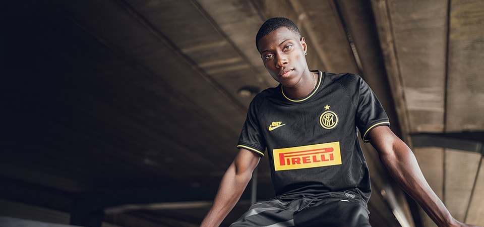 Inter Milan 3rd Kit 19/20