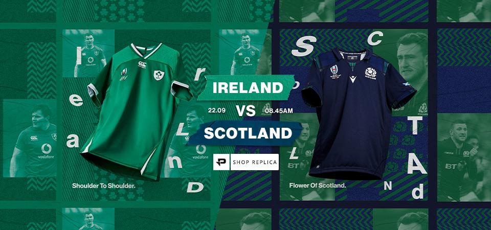 Ireland vs Scotland