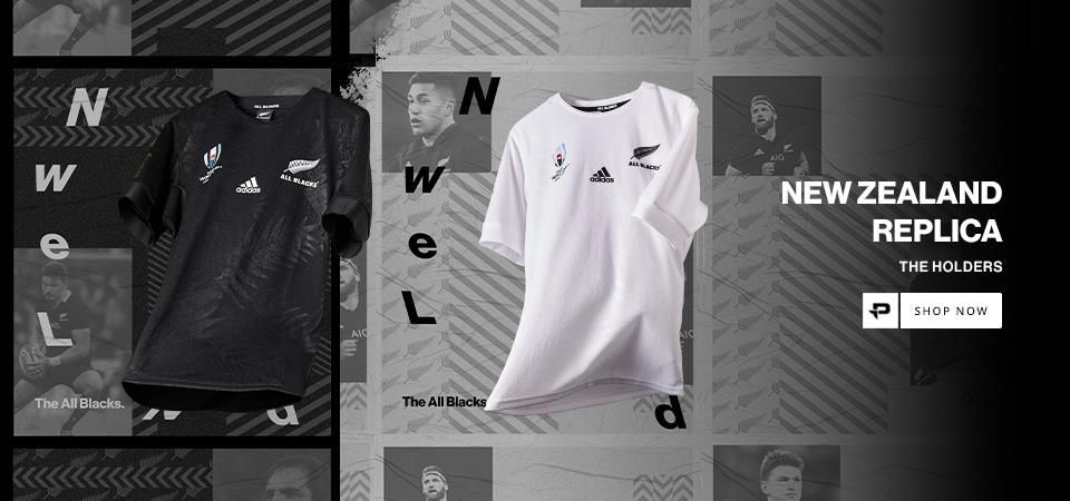 adidas All Blacks Home Performance T Shirt Black | adidas UK