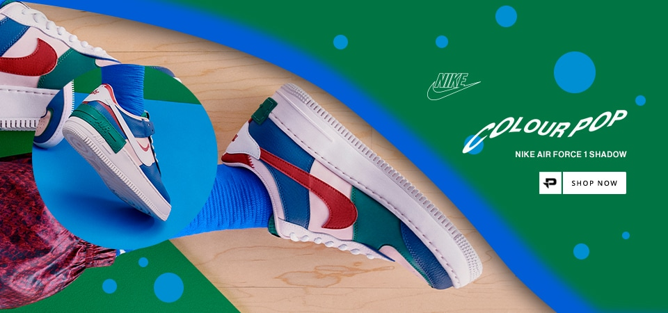 Nike Shadow Blue Red