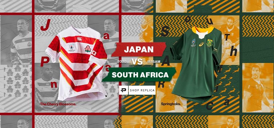 Japan v South Africa