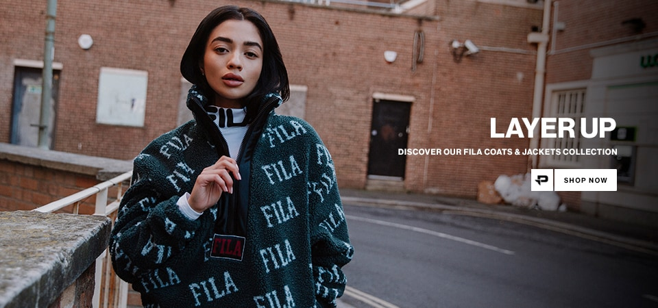 Fila Womens Jacket