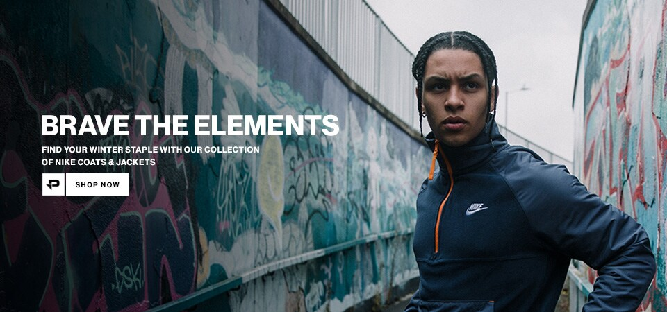 Nike Jackets collection