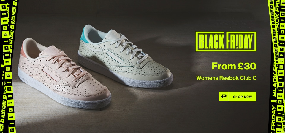 BF Womens Reebok Club C