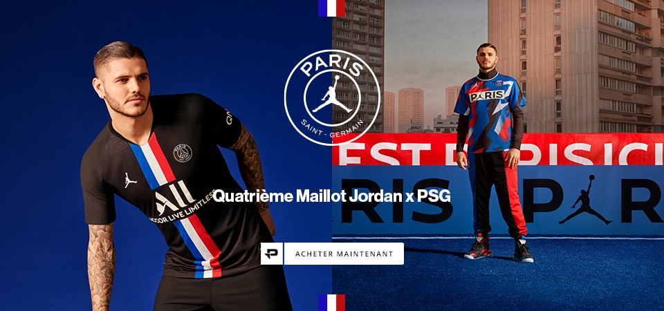 PSG x Jordan 4th Kit