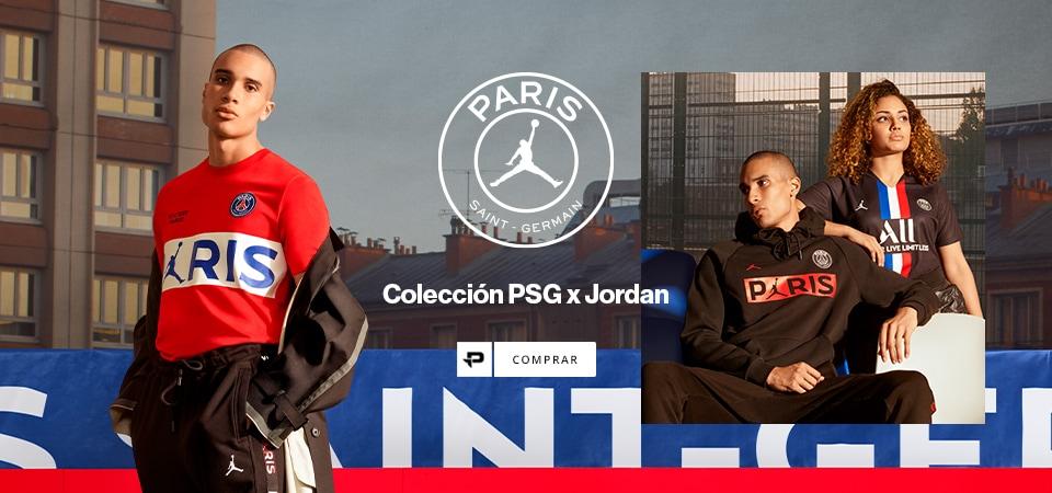 PSG x Jordan Collection 23/01