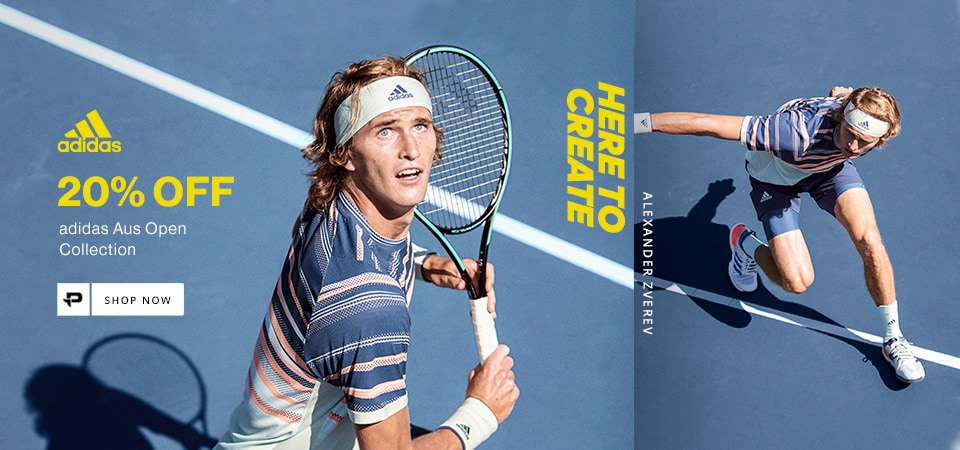 adidas Aus Open Collection Tsitsipas
