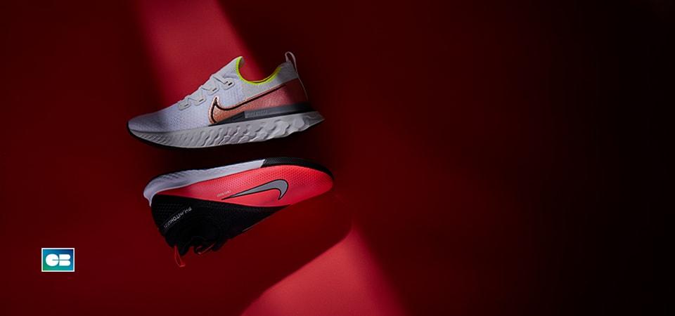 Nike React Infinity / Future Lab