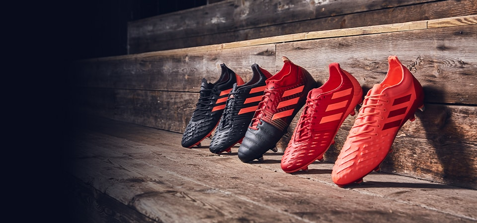 adidas Scorch Pack promo