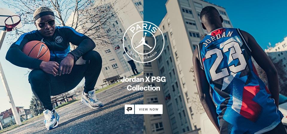 PSG x Jordan Collection Refresh