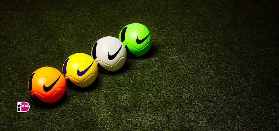 Nike Pitch Team Balls