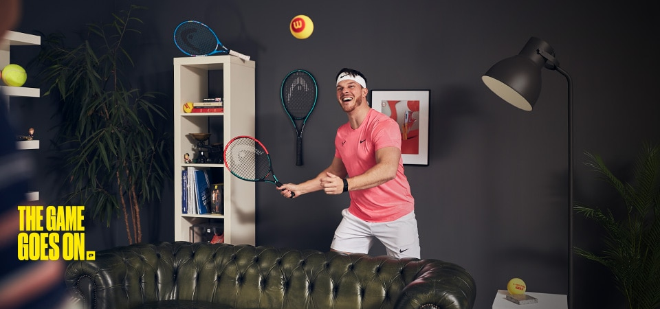 The Game Goes On Tennis