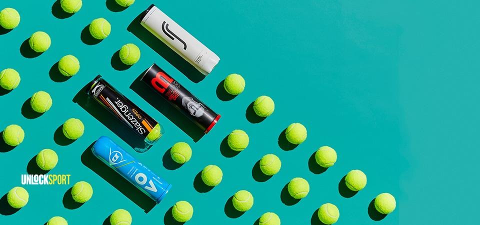Tennis Balls | Unlock