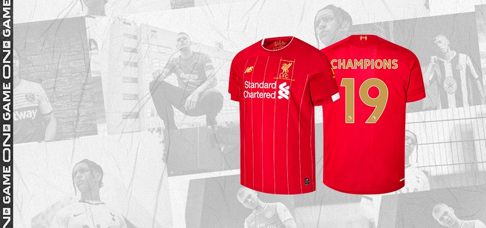 Look of Champions - Liverpool