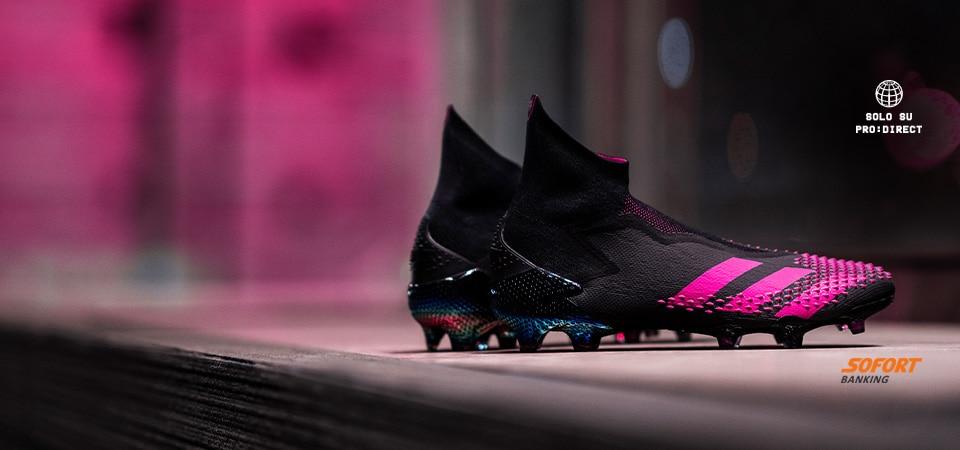 Exclusive adidas Predator Black/Pink