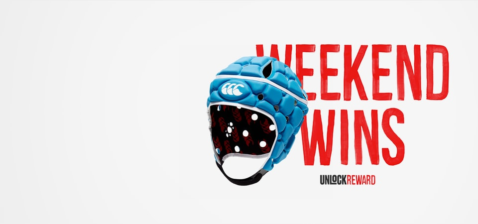 Weekend Win - 101237 - Canterbury headguard