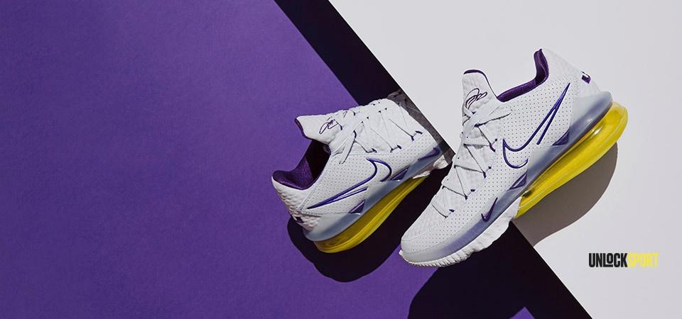 Nike LeBron XVII Low - July