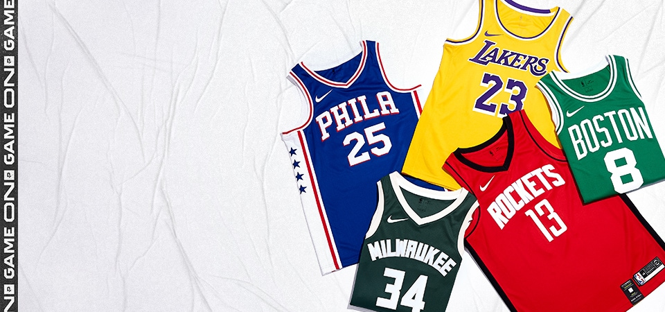 NBA Jerseys | Game On