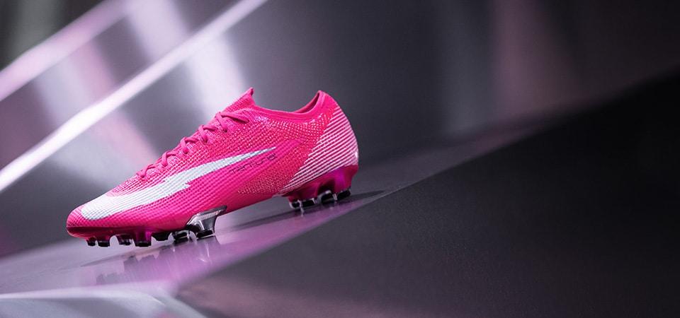 Nike Mbappe Rosa